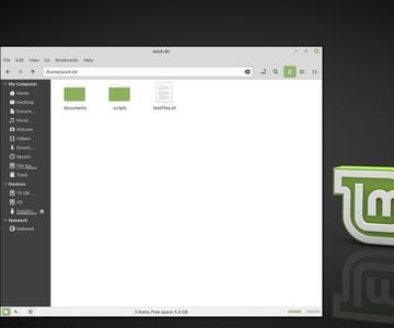Cómo copiar un directorio en Linux