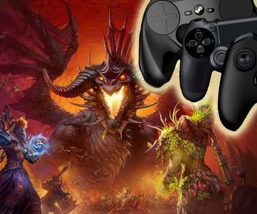 Cómo jugar a World of Warcraft con un controlador