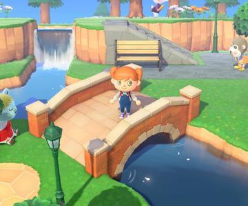 Cómo terraformar tu isla en Animal Crossing: Nuevos Horizontes