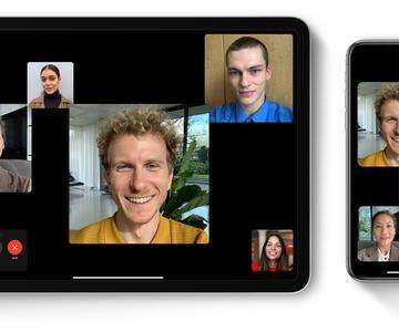 Cómo usar el grupo FaceTime en tu iPhone o iPad