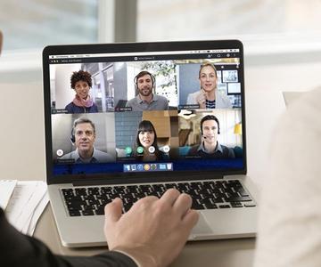 Cómo usar la videoconferencia de GoToMeeting
