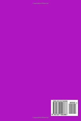 2017: Kalender/Terminplaner: 1 Woche auf 2 Seiten, Format ca. A5, Cover lila: Volume 10