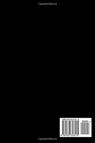 2017: Kalender/Terminplaner: 1Woche auf 2 Seiten, Format ca. A5, Cover schwarz: Volume 2