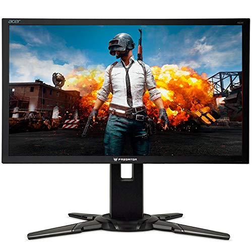 "Acer Predator XB240HBbmjdpr LED Display 61 cm (24"") 3D Full HD Plana Negro - Monitor (61 cm (24""), 1920 x 1080 Pixeles, LED, 3D, 1 ms, Negro)"