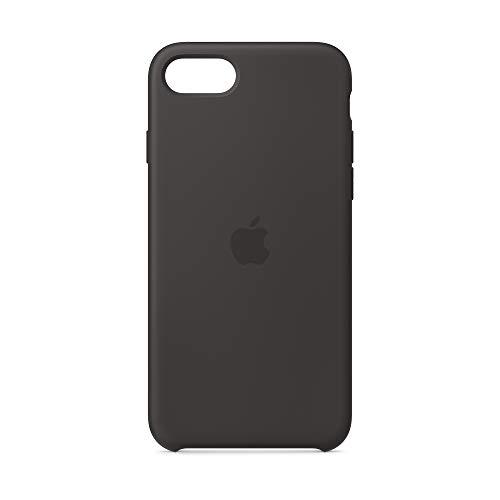 Apple Funda Silicone Case (para el iPhone SE) - en negro
