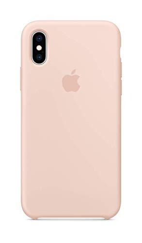Apple Funda Silicone Case (para el iPhone XS) - Rosa arena