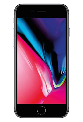 "Apple iPhone 8 SIM única 4G 64GB Gris - Smartphone (11,9 cm (4.7""), 64 GB, 12 MP, iOS, 11, Gris)"