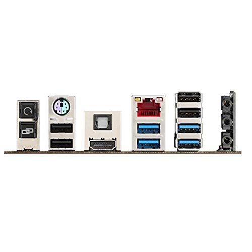 ASUS ROG Maximus XI Gene Z390 LGA1151 (Intel 8th and 9th Gen) Micro ATX DDR4 HDMI M.2 USB 3.1 Gen2 Formato (mATX) Gaming Motherboard
