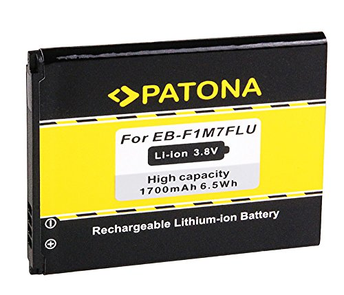 Batería EB425161LU | EB-F1M7FLU para Samsung Galaxy Ace 2 GT-i8160 / GT-i8160P | Galaxy S3 mini GT-i8190 | Galaxy S Duos GT-S7562 | Galaxy Trend GT-S7560 y mucho más… [ Li-ion, 1700mAh, 3.8V ]