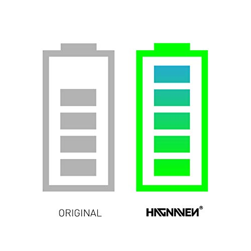 Batería Hagnaven® Li-Ion para Samsung Galaxy S4 Mini GT-i9190 | Potente Batería Premium | 2000 mAh | Celdas Gran AUTONOMÍA | Sustituye B500BE