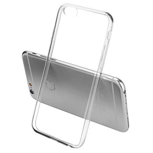 Bingsale AMversio2015109 - Funda para Apple iPhone 6S/6 (silicona, TPU), transparente