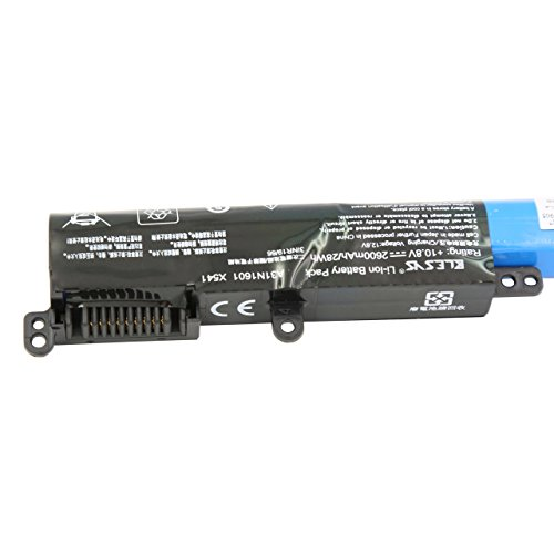 BLESYS 10.8V 2200mAh A31N1601 Batería para ASUS VivoBook A541U D541S F541S F541SA F541SC K541U R541U R541UA R541UV X541S X541SA X541SC X541U X541UA X541UV Serie Batería de computadora portátil