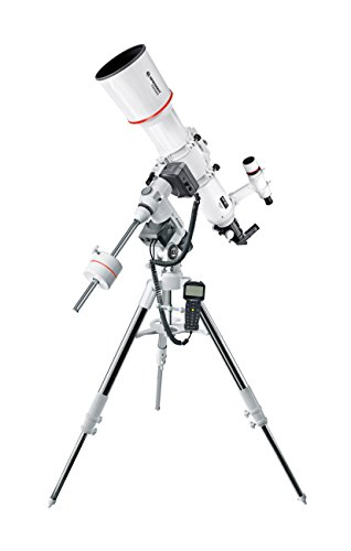 Bresser Messier AR-127S telescopio con Soporte de Goto y trípode
