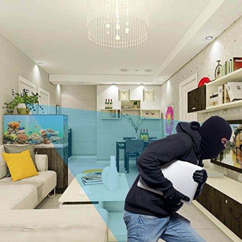 Cámara espía WiFi Cámara Oculta Pequeño HD Inalámbrico Vigilancia de Seguridad para el hogar Mini cámaras Encubiertas Cámara pequeña niñera con detección de Movimiento