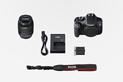 Canon EOS 4000D Cámara de Fotos réflex Digital