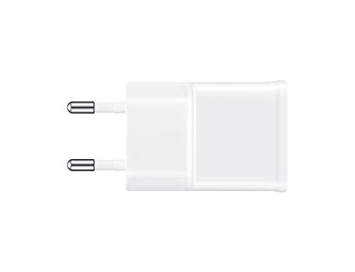 Cargador Original Samsung EP-TA50EWE para Galaxy S4, S5, A3, A5, J1, J3, J5, J7, Core, Prime, Grand, Blanco - Bulk