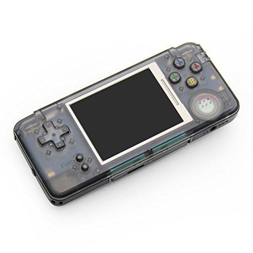 CXYP Consola de Juegos portátil, Retro Game Console 16GB Reproductor de Videojuegos portátil de 3.0 Pulgadas Integrado en 3000 Juegos para niños Regalo Infantil
