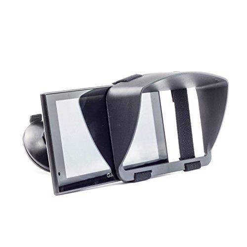 "Digicharge Protector Solar con Visera para GPS Tomtom Go Basic 6'' GO Essential 6"" Go 6200 6250 6100 6000 Go 620 610 GO Camper go 60 61 Go Professional Start 62 60 Via 62 & Trucker 6000 Sat Nav"