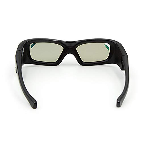 Docooler GL410 Gafas 3D para proyector Full HD Active DLP Link para Optama Acer BenQ ViewSonic Sharp DELL DLP Link Projectors