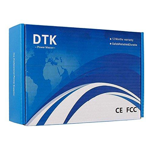 DTK® Computadora portátil Cargador Fuente de alimentación Adaptador Unidad de alimentación para portátil Acer Output: 19V 3.42A 65W Cargadore y adaptadore Conector: 5.5 * 1.7mm