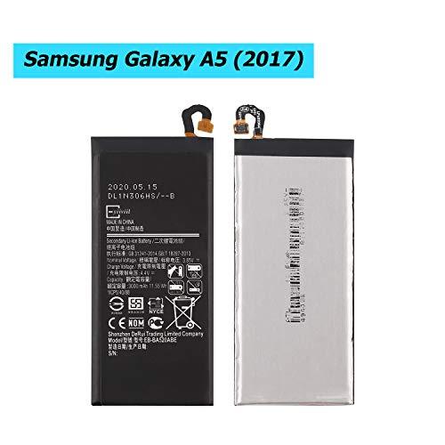 E-YIIVIIL EB-BA520ABE - Batería de repuesto para Samsung Galaxy A5 2017 SM-A520F Galaxy J5 2017 SM-J530F con kit de herramientas