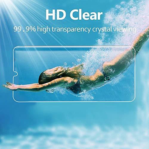 Ferilinso Cristal Templado para Xiaomi Mi A3 Protector de Pantalla, [3 Pack] Protector de Pantalla Screen Protector con para Cristal Templado Xiaomi Mi A3