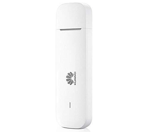 Huawei Unlocked E3372h-320 LTE / 4G 150 Mbps USB Dongle de banda ancha móvil (blanco)