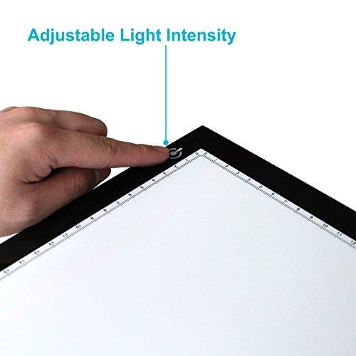 Huion Caja de Luz de Batería (L4S)