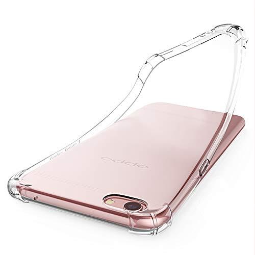 """HYMY Funda para Nokia 4.2 + 2 x Cristal Templado - Transparente Tapa TPU Silicona [Refuerzo de Cuatro Esquinas, Absorción de Golpes] Caso Carcasa para Nokia 4.2 2019 (5.71"""")"""