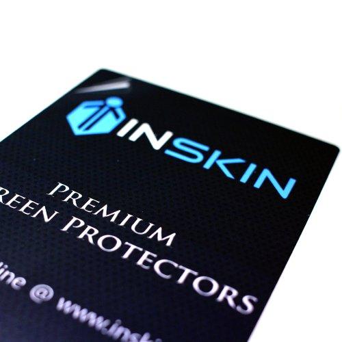 Inskin Caso-Amistiso Protector de Pantalla de Vidrio Templado, Compatible con Sony Xperia Z2 [L50/L50W]. 1-Pieza.