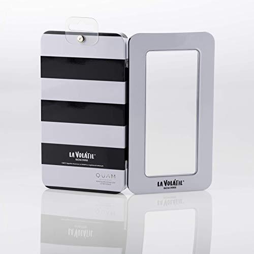 LA VOLATIL Funda Smartphone - Diseño Original Corazones Compatible con Apple iPhone XS MAX