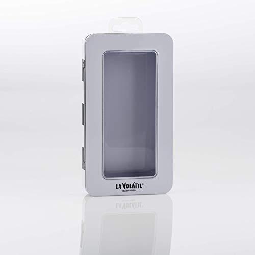 LA VOLATIL Funda Smartphone - Diseño Original Luna Compatible con Apple iPhone 7/8