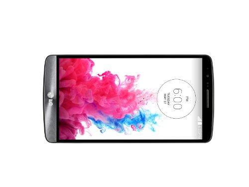 "LG G3 - Smartphone libre Android (pantalla 5.5"", cámara 13 Mp, 16 GB, Quad-Core 2.5 GHz, 2 GB RAM), Negro Titanio"