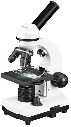 Microscopio Escolar BRESSER Biolux Sel con maletín Duro