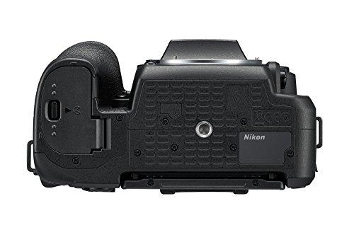 "Nikkon D7500 - Cámara réflex digital de 20.9 Mp (pantalla LCD 3.2"", 4K/UHD, SnapBridge, Bluetooth, Wifi), color negro - solo cuerpo"