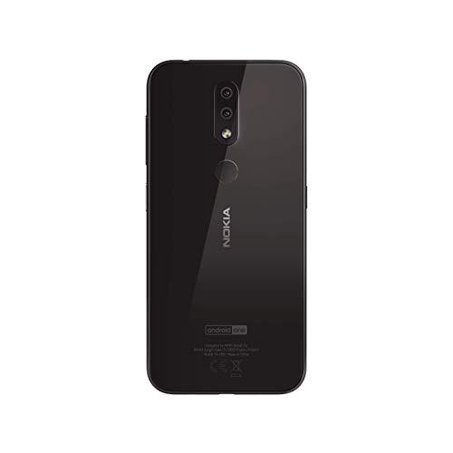 """Nokia 4.2 14,5 cm (5.71"""") 3 GB 32 GB SIM Doble 4G Negro 3000 mAh - Smartphone (14,5 cm (5.71""""), 3 GB, 32 GB, 13 MP, Android 9.0, Negro)"""