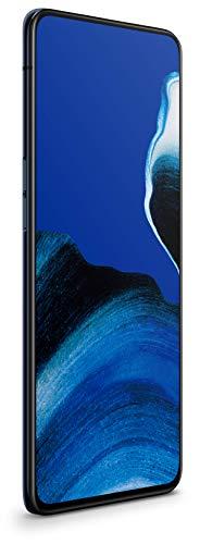 "OPPO Reno 2 - Smartphone de 6.55"" AMOLED, 4G Dual Sim, 8GB, 256GB, Qualcomm Snapdragon 730G, cámara trasera 48 MP + 8 MP (gran angular) + 13 MP + 2 MP, 4.000 mAh, Android 9, Negro (Luminous Black)"