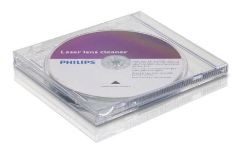 Philips SVC2330 - CD Limpiador de lente