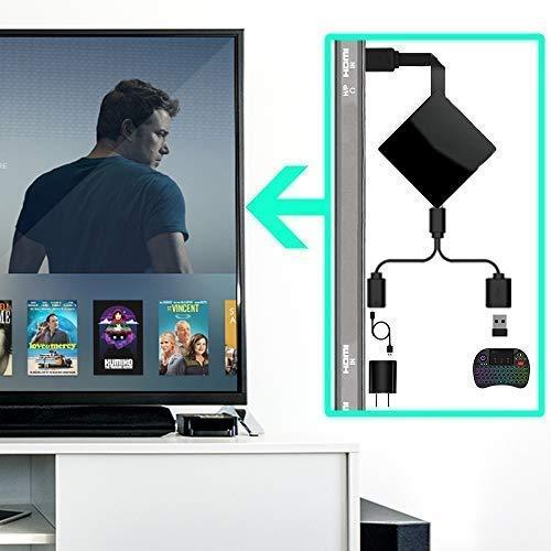 Rii F1 Cable OTG Micro USB, Color Negro