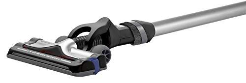 Rowenta Air Force 360 RH9086WO Aspiradora de mano sin cable, cabezal LED, batería Ion-litio 21.9 V, hasta 30 min, sin bolsa, accesorios para hogar, coche, pelo mascota, tapicerías y zonas estrechas