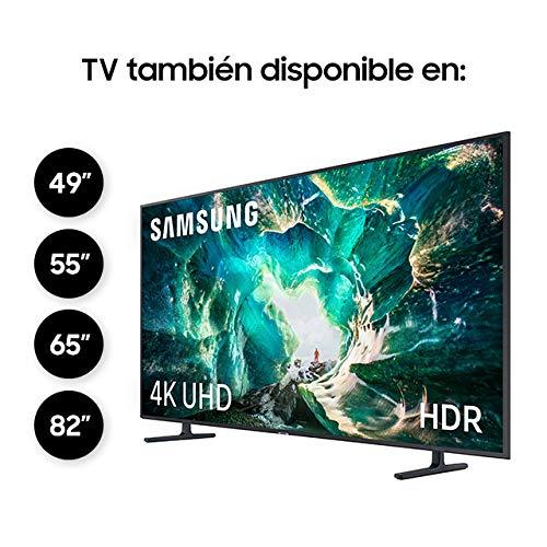 """Samsung 4K UHD 2019 UE55RU8005 - Smart TV de 55"""" con Resolución 4K UHD, Wide Viewing Angle, HDR (HDR10+), Procesador 4K, One Remote Control, Apps en Exclusiva y Compatible con Alexa"""