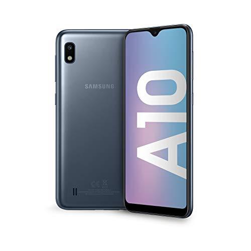 """Samsung A10 Black 6.2"""" 2gb/32gb + Micro SD 32gb Dual Sim"""