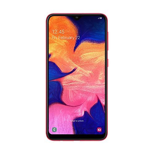 """Samsung A10 Red 6.2"""" 2gb/32gb + Micro SD 32gb Dual Sim"""