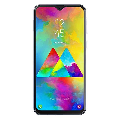 Samsung Galaxy - M20 Smartphone, FHD+ Infinity V Display 6.3, 4 GB RAM, 64 GB ROM, negro [Versión española]