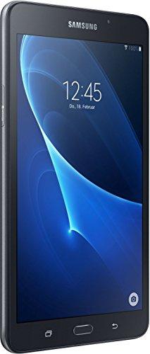 """Samsung Galaxy Tab A6 - Tablet de 7"""" (1.3 GHz, RAM de 1.5 GB, 8 GB), color negro"""