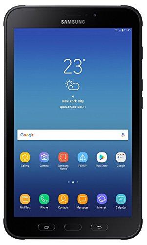 """SAMSUNG Galaxy Tab Active 2 (LTE) - Tablet rugerizada de 8"""" (1280 x 800 WXGA, cámara 8 MP, 3 GB RAM, 16 GB ROM Ampliable 256 GB, batería 4450 mAh extraíble, Android 9) - Negro [Versión Española]"""
