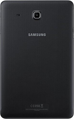 "Samsung Galaxy Tab E - Tablet de 9.6"" (Wi-Fi, 8 GB, 1.5 GB de RAM, Quad-Core a 1.3 GHz), Negro"