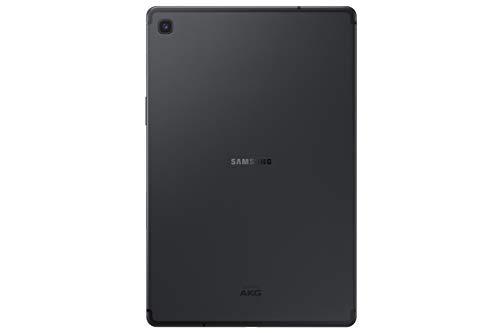 "SAMSUNG Galaxy Tab S5e - Tablet de 10.5"" UltraHD (WiFi, Procesador Octa-Core, 6GB de RAM, 128GB de Almacenamiento, Android 9.0 actualizable) Negra"