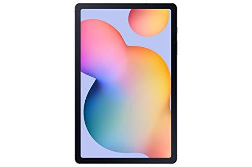"""Samsung Galaxy Tab S6 Lite - Tablet de 10.4"""" (LTE, 4G, Procesador Exynos 9611, 4 GB RAM, 64 GB Almacenamiento, Android 10), Color Gris [Versión española]"""