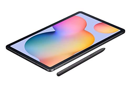 """Samsung Galaxy Tab S6 Lite - Tablet de 10.4"""" (WiFi, Procesador Exynos 9611, 4 GB RAM, 64 GB almacenamiento, Android 10), color Gris [Versión española]"""